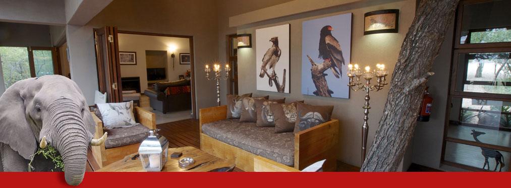 Raptor Retreat Lodge Main Lodge
